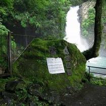 浄連の滝2