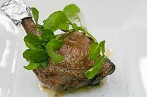 シャラン鴨のロースト