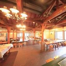 明るくきれいなレストラン