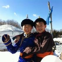 僕たちモンゴル人〜