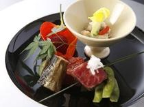 寿司懐石 前菜イメージ