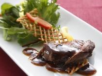 黒毛和牛サーロインのスモールステーキ