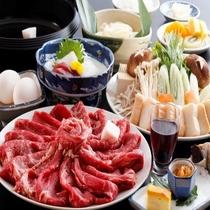 *すき焼き鍋