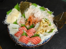 刺盛り(5人前) 別注料理5000円