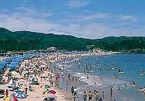 千鳥ヶ浜海水浴場 ①