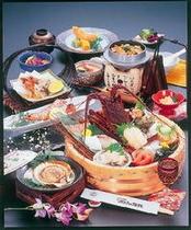 海女の桶盛り 大漁 『春〜夏メニュー』