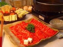 プロテサン和牛すき焼