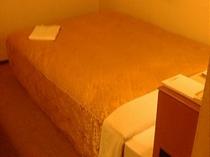 シングルルーム ベッド