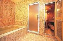 浴室とサウナ