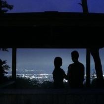 第一展望台の夜景