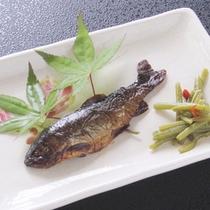 魚の甘露煮