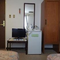 ツインルーム(607号室)