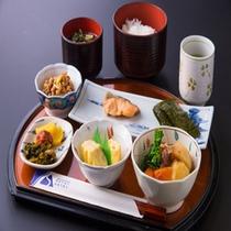 【和朝食】和食または洋食からお好みのご朝食をお選びいただけます。