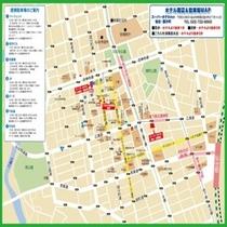提携駐車場MAP クリックしてURLからご確認くださいませ。