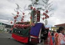 【牛窓祭り】神輿全景