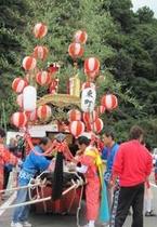 【牛窓祭り】祭りの風景