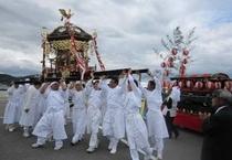 【牛窓祭り】神輿