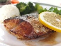 牛窓の新鮮な魚を使った魚料理♪
