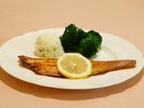 牛窓の新鮮な魚を使った魚料理