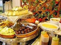 ■朝食:フルーツも盛りだくさん!納得のメニュー