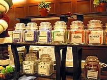 ■朝食:紅茶コーヒー10種類以上をご用意