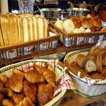 自然酵母のパン