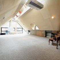 *客室一例_フレックス/メイン(本館)約70畳のスペースを大人数でどうぞ!