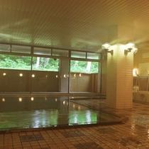ブナの森伏流水大浴場