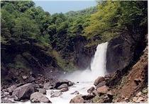 落差55mの日本百名爆地震滝