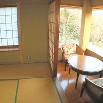 *客室一例/落ち着いた雰囲気の中、思い思いのひと時を。