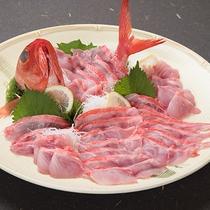 *【手配】伊豆の名物・金目鯛のしゃぶしゃぶの手配可能です!