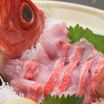 *【手配】ちょっぴり贅沢な夕食に、金目鯛のしゃぶしゃぶはいかが?