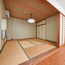 【客室一例】ゴロゴロと過ごせるのが魅力の和室は全室ございます