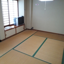 *客室一例/畳かおる、居心地がよい空間で、日常の喧騒を忘れてください