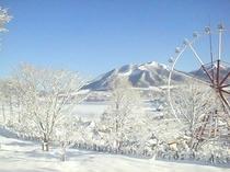 冬 ひるぜん高原