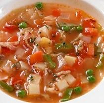 加工済みスープ