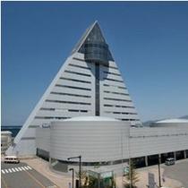 観光物産館アスパム(青森市)