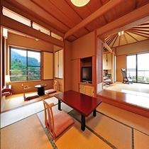 ■露天風呂付客室 槐(えんじゅ) 3
