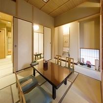 ■南館客室桧(ひのき)・榴(ざくろ)2