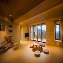 ■水蓮客室