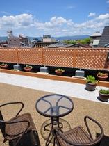 4階ガーデン/リラックススペース