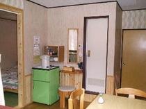 コンドミニアムのお部屋B室