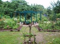 ガーデン全景