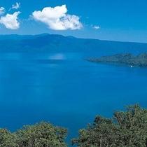 ■夏の十和田湖
