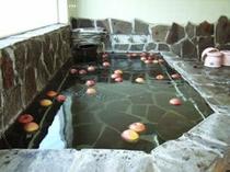 りんご風呂