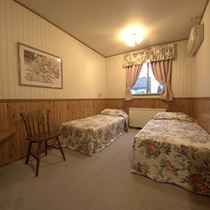 カップル・ご夫婦、女性に人気のかわいらしい洋室です(*´∀`)ノ(一例)(バス付)1
