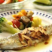 ☆料理_夕食_焼き魚
