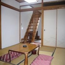 メゾネット 客室
