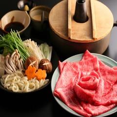 【現金特価】【温泉】【厳選いい宿プラン】信州牛しゃぶしゃぶ, ステーキからメイン料理を選択
