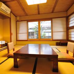 露天風呂付客室【竹】 紅葉・あやめ・夕焼け・木曽路